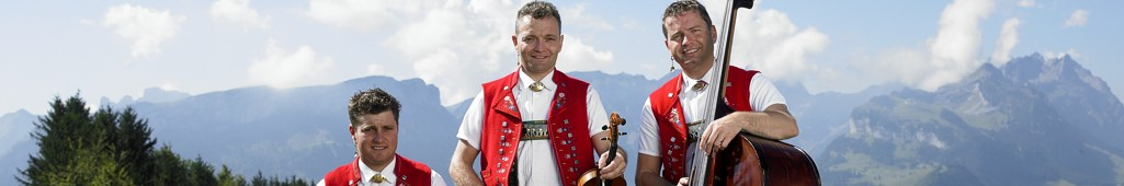 Willkommen zur Appenzeller Echo Webseite. / Welcome to the Appenzeller Echo websites.